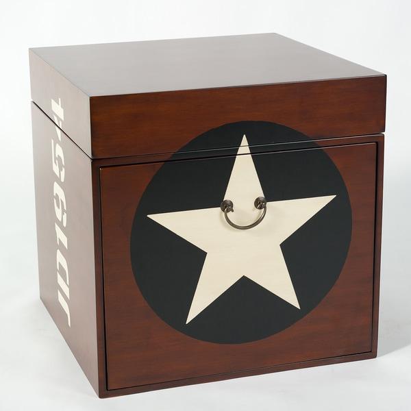 Wood Star Trunk