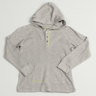 Calvin Klein Boys' Thermal Hoodie Shirt FINAL SALE