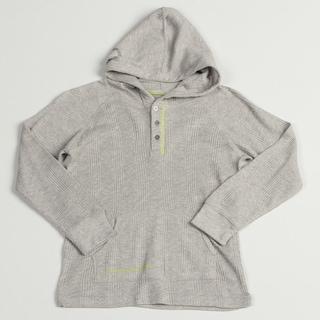 Calvin Klein Boys' Thermal Hoodie Shirt FINAL SALE