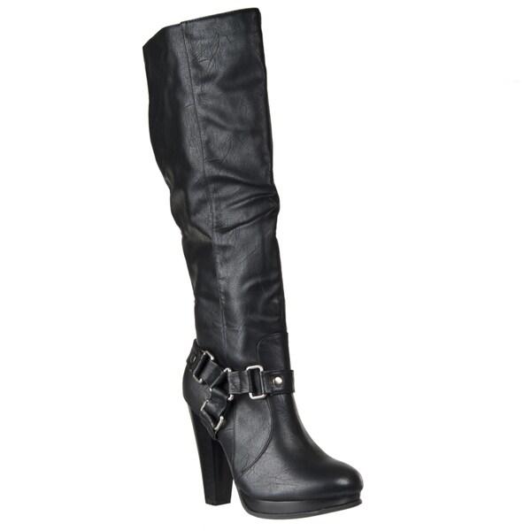 Riverberry Women's 'Magnet' Knee-high Boots