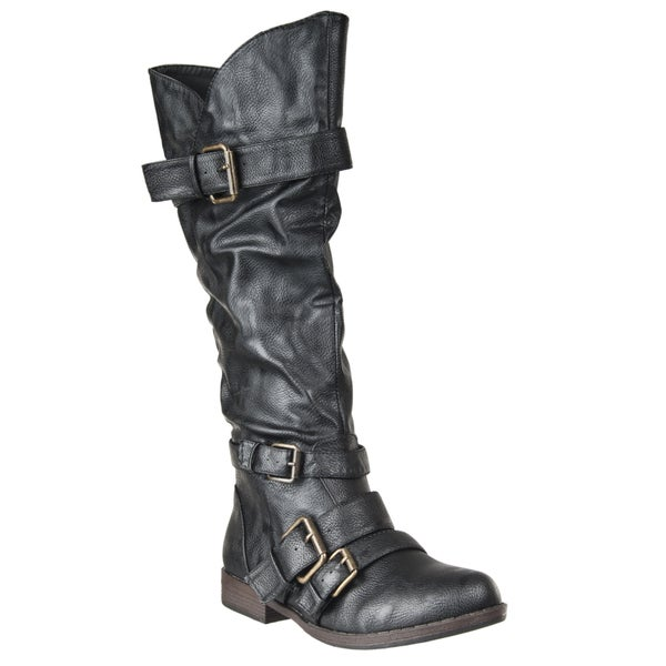 Riverberry Women's 'Montage' Strappy Boot