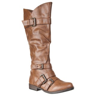 Riverberry Women's 'Montage' Strappy Boots