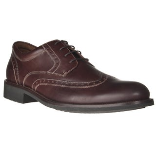 Johnston & Murphy Men's 'Vester' Leather Wingtip Shoes