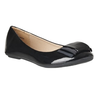 Riverberry Women's 'Sami' Bow-detail Ballet Flats