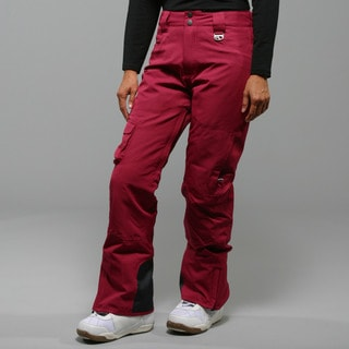 Marker Women's 'Flair' Cerise Insulated Ski Pants