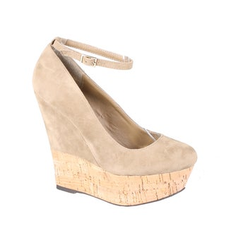 Refresh by Beston Women's 'PRIMA-06' Wedge