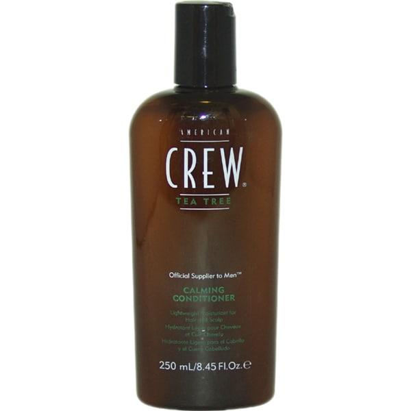 American Crew Tea Tree Men's 8.45-ounce Calming Conditioner