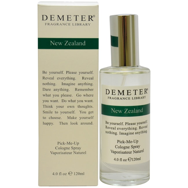 Demeter 'New Zealand' Women's 4-ounce Cologne Spray