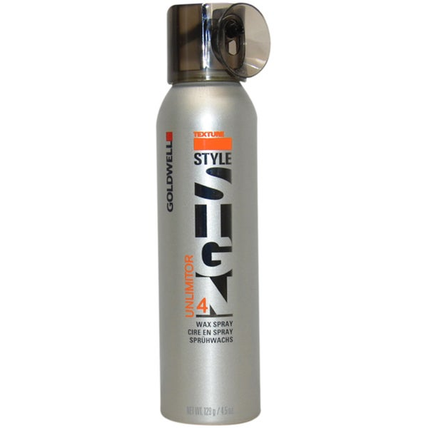 Goldwell Style Sign Texture Unlimitor 4.5-ounce Wax Spray