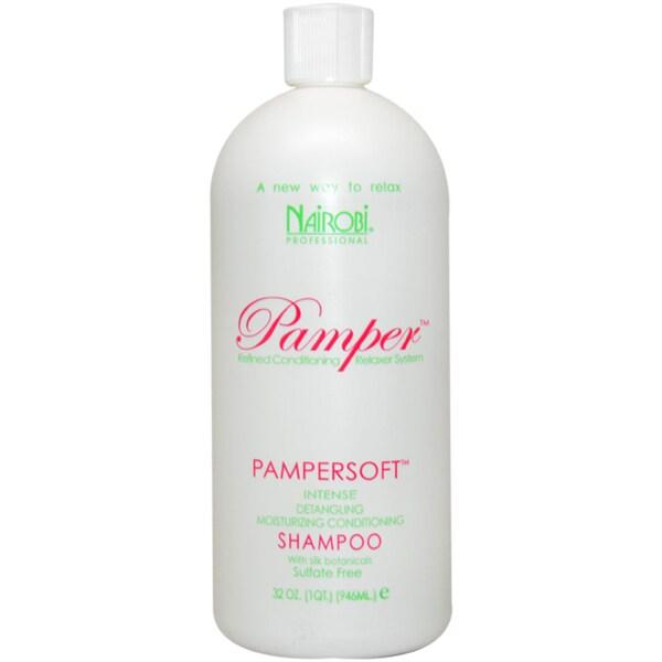 Nairobi Pamper Moisturizing 32-ounce Conditioning Shampoo