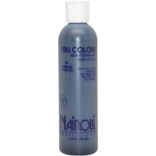 Nairobi Tru-Colors Semi-Permanent #2 Indigo 8-ounce Hair Color