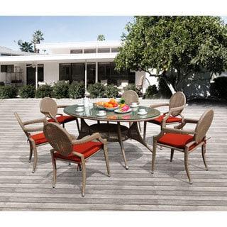 Danita Dining 6 Chairs/ 1 Table Set