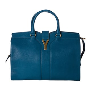 Yves Saint Laurent Cabas ChYc Large Leather Tote