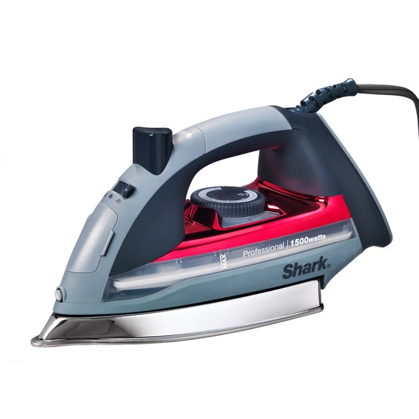 Shark GI305 Blue Self-cleaning Essential Steam Iron by Euro-Pro Operating