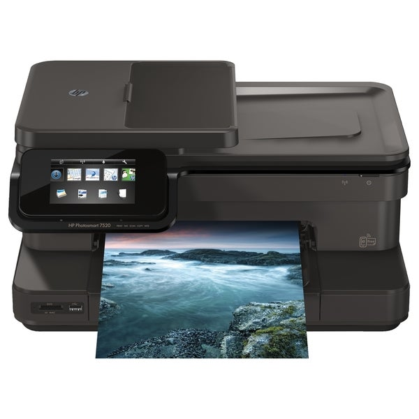 HP Photosmart 7520 Inkjet Multifunction Printer - Color - Photo Print