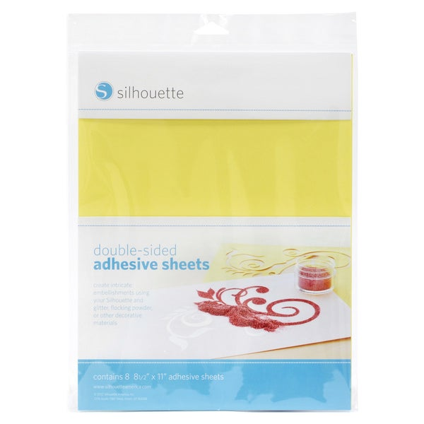 Silhouette Double-sided Adhesive Paper