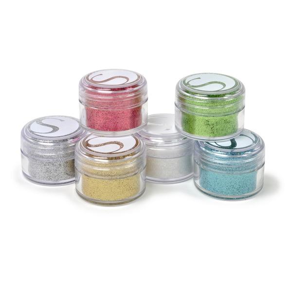 Silhouette Glitter Colors