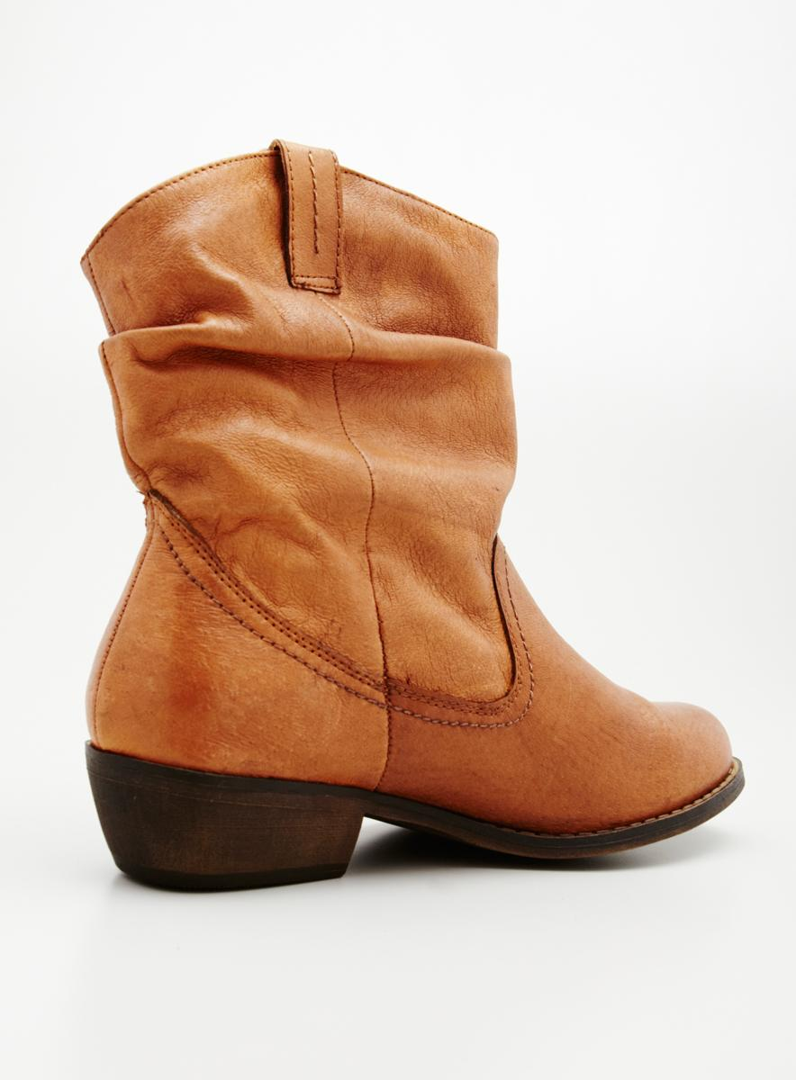Steve Madden Sm Cowboy Ankle Lh Boot