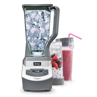 Ninja BL660 Professional Blender with Single Serve Cups