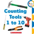 Counting Tools 1 to 10 (Board book)
