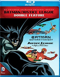 Justice League: New Frontier / Batman: Gotham Knights (Blu-ray Disc)
