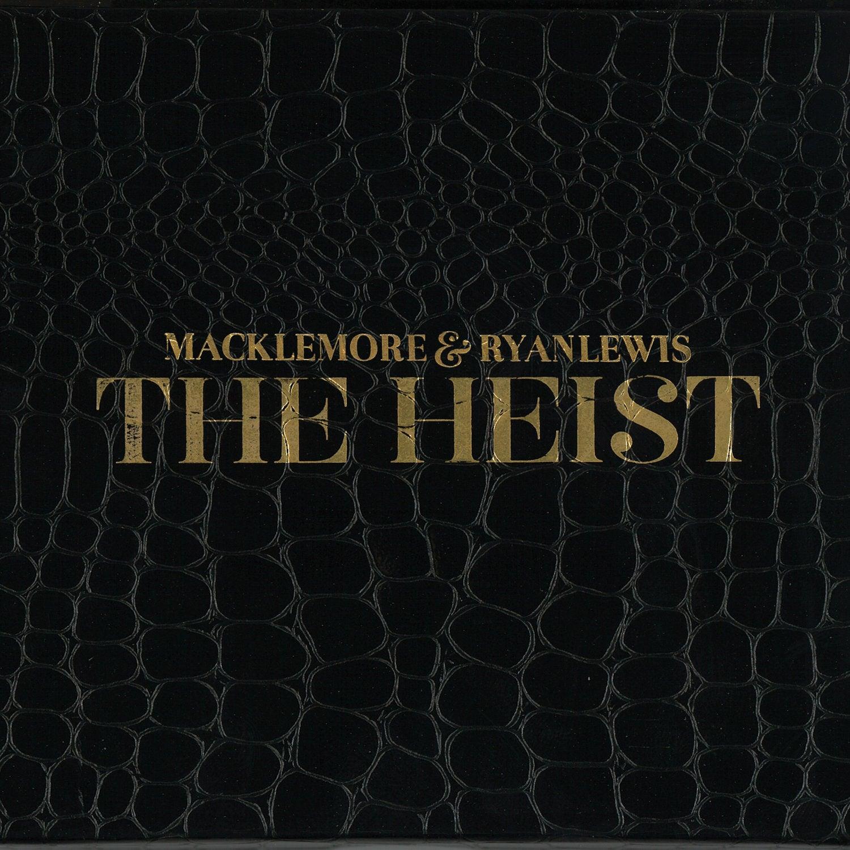 Macklemore & Ryan Lewis - The Heist (Parental Adivisory)