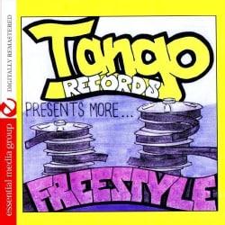 TANGO RECORDS PRESENTS MORE FREESTYLE - VOL. 1-TANGO RECORDS PRESENTS MORE FREESTYLE