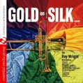 RAY WRIGHT - GOLD ON SILK