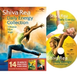 Shiva Rea: Daily Energy Collection (DVD)