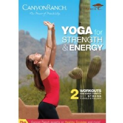 Canyon Ranch: Yoga for Strength & Energy (DVD)