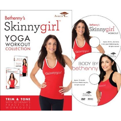 Bethenny's Skinnygirl Yoga Workouts (DVD)