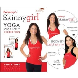 Bethenny's Skinnygirl Yoga Workouts (DVD)