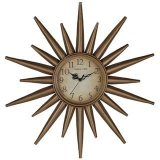 Retro Star Clock