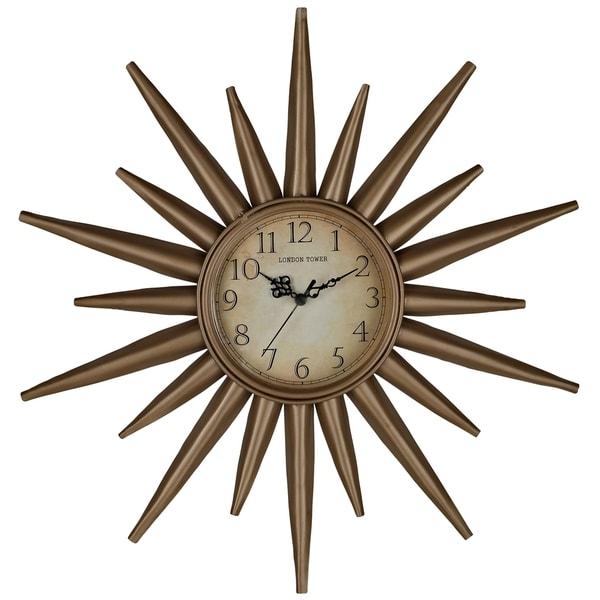 Retro Star Clock