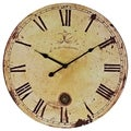 Vintage Expression Wall Clock