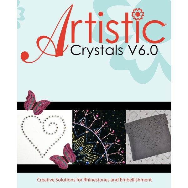 Artistic Crystals V6.0 Software