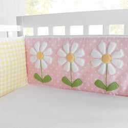 Victoria Classics Lazy Daisy 4-piece Bumper Set