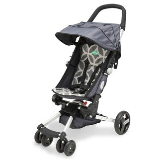 QuickSmart Easy Fold Stroller in Geometric Grey