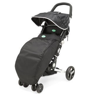 QuickSmart Black Boot Stroller Cover