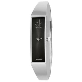 Calvin Klein Women's 'Section' Stainless Steel Watch
