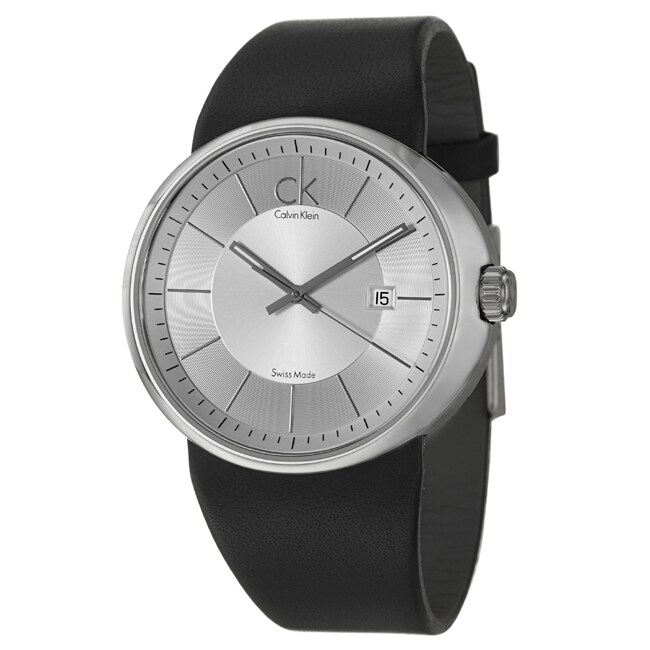 Calvin Klein Men's 'Trust' Stainless Steel Watch