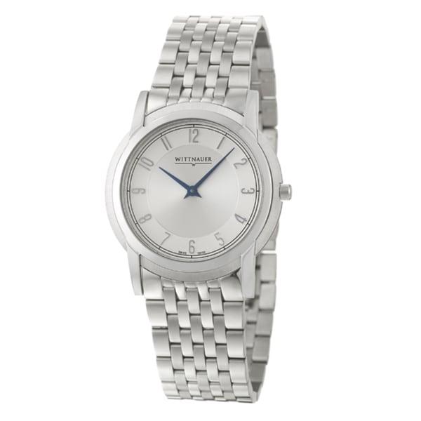 Wittnauer Men's 'Astor' Stainless Steel Watch