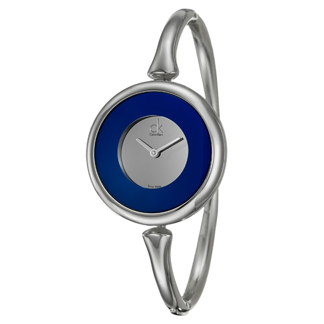 Calvin Klein Women's 'Sing' Swiss Quartz Stainless Steel Watch
