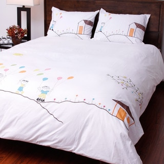Outdoor Play Child's Duvet Cover Set (India)