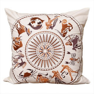 All Zodiac Signs Cushion Cover (India)
