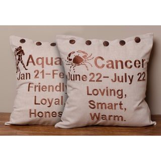 Astrology Pillow Cover (India)