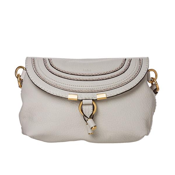 Chloe Marcie Crossbody Bag - 14708643 - Overstock.com Shopping ...