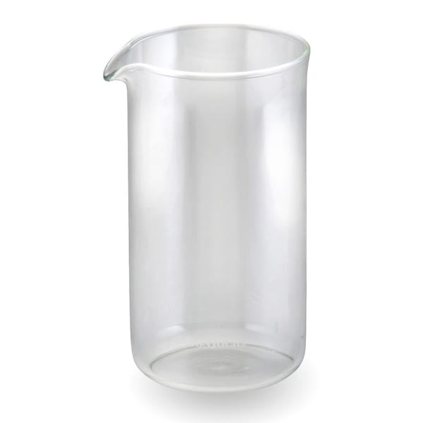 BonJour Clear 3-cup Coffee/ Tea Replacement Glass 9750011
