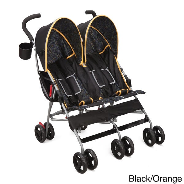 Delta City Street LX Side by Side Stroller