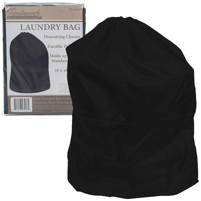 Heavy Duty Jumbo Sized Nylon Laundry Bags (Set of 2)
